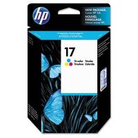 Картридж оригинальный HP C6625A (№17) Color, объем 15 мл.