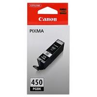 Картридж оригинальный черный (black) Canon PGI-450PGBk, емкость15 мл.