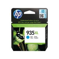 Картридж оригинальный увеличенного объема HP C2P24AE (№935XL) Cyan, ресурс 825 стр.