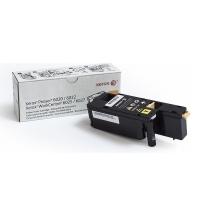 Тонер-картридж оригинальный Xerox 106R02762 желтый, ресурс 1000 стр.
