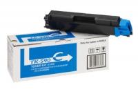 Картридж оригинальный голубой (cyan) Kyocera TK-590C, ресурс 5000 стр.