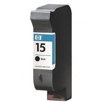 Картридж оригинальный (блистер) HP C6615D (№15) Black, 25ml