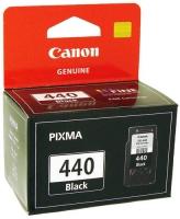 Черный картридж Canon PG-440 (Black) Объем 8ml. Для PIXMA MG2140, MG3140