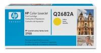 Картридж оригинальный желтый (yellow) HP Q2682A, ресурс 6000 стр.