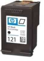Картридж оригинальный (в технологической упаковке) HP CC640HE (№121) Black, ресурс 200 стр.