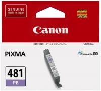 Картридж оригинальный Canon CLI-481PB Photo Blue