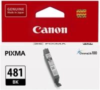 Картридж оригинальный Canon CLI-481 BK Black
