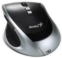 Оптическая беспроводная мышь Genius BlueEye DX-8100 Silver