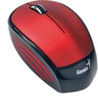 Оптическая беспроводная мышь Genius  BlueEye NX-6500 Red