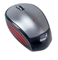 Оптическая беспроводная мышь Genius  BlueEye NX-6500 Silver