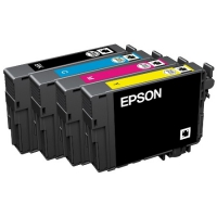 Комплект картриджей оригинальный (в технологической упаковке) Epson T07354A (Bl, C, M, Y)