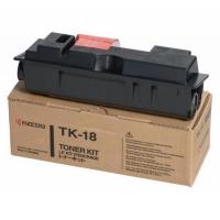 Тонер-картридж оригинальный Kyocera TK-18, ресурс 7200 стр.