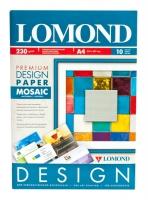 0930041 Lomond Односторонняя глянцевая с фактурой мелкой керамической плитки 230г/м2 10л