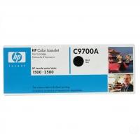 Картридж оригинальный черный (black) HP C9700A, ресурс 5000 стр.