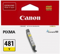 Картридж оригинальный Canon CLI-481 Y Yellow