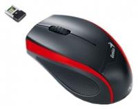 Оптическая беспроводная мышь Genius DX-7010 Red-Black USB
