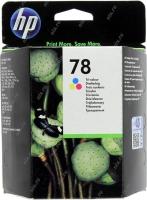 Картридж оригинальный HP C6578AE (№78) Color, 38 ml