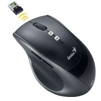 Оптическая беспроводная мышь Genius BlueEye DX-8100 Black
