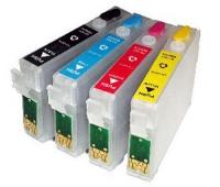 Комплект картриджей оригинальный (в технологической упаковке) Epson T1716 XL