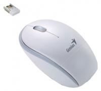 Оптическая беспроводная мышь Genius Traveler 9000 White