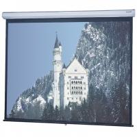 Экран Da-Lite Model B 152x203 см. (60''х80''). Белый матовый, настенно-потолочный.