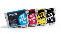 Комплект картриджей оригинальный (блистер) Epson T09254A (Bl, C, M, Y)