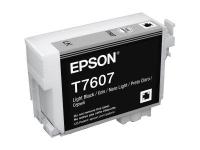 Картридж оригинальный (блистер) Epson T7607 (C13T76074010) Light Black