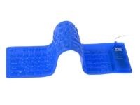 Клавиатура AgeStar AS-HSK810FA (Blue) combo USB+PS/2