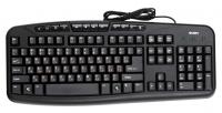 Клавиатура Sven comfort 3050 black, USB