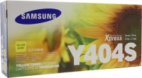 Картридж оригинальный Samsung CLT-Y404S Yellow, ресурс 1000 стр.