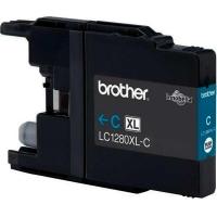 Картридж оригинальный (блистер) Brother LC-1280XL-C, ресурс 1200 стр.