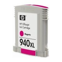 Картридж оригинальный (в технологической упаковке) HP C4908A  (№940XL) Magenta, ресурс 1400 стр.