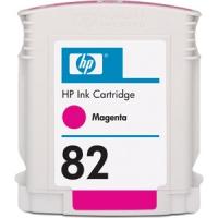 Картридж оригинальный (в технологической упаковке) HP C4912A (№82) Magenta, объем 69 мл.