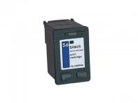 Картридж оригинальный (в технологической упаковке) HP C6656A (№56) Black, ресурс 520 стр.