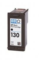 Картридж оригинальный (в технологической упаковке) HP C8767HE (№130)  Black, ресурс 860 стр.