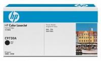 Картридж оригинальный  черный (black) HP C9730A №645, ресурс 13 000 стр.