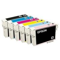 Комплект картриджей оригинальный (в технологической упаковке) Epson T08174A (Bl, C, M, Y, LC, LM)