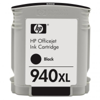 Картридж оригинальный (блистер) HP C4906A (№940XL) Black, ресурс 2200 стр.
