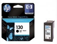 Картридж оригинальный черный (black) HP C8767HE (№130), ресурс 860 стр.