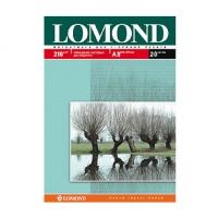 Lomond 0102027 Двусторонняя глянцевая/матовая фотобумага для струйной печати, A3+, 210 г/м2, 20 листов.