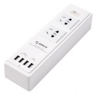 Зарядное устройство Orico HPC-2A4U (белый)