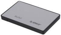 Контейнер для HDD Orico 2588US3 (серебряный)