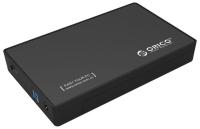Контейнер для HDD Orico 3588US3  (черный)