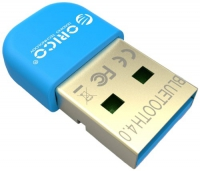 Адаптер USB Bluetooth Orico BTA-403 (синий)