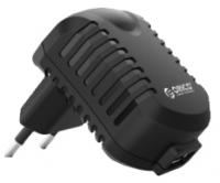 Зарядное устройство Orico DCB-EU  (черный)
