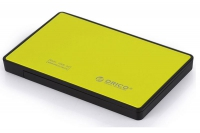 Контейнер для HDD Orico 2588US3 (желтый)