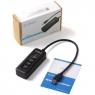 USB-концентратор Orico U3R1H4-BK (черный)