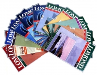 Lomond 0917132 Leather-Кожа-односторонняя Матовая, A3, 230 г/м2, 20 листов.