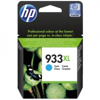 Картридж оригинальный голубой (cyan) HP CN054 (№933XL), ресурс 825 стр.