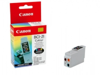 Картридж оригинальный цветной Canon BCI-21 Color, ресурс 120 стр.